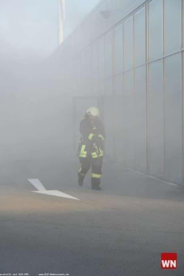 Van Dijk: Fünf Verletzte bei Brand