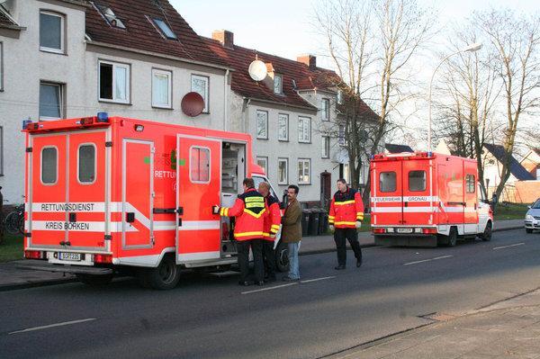 Böller verletzt 4 Kinder