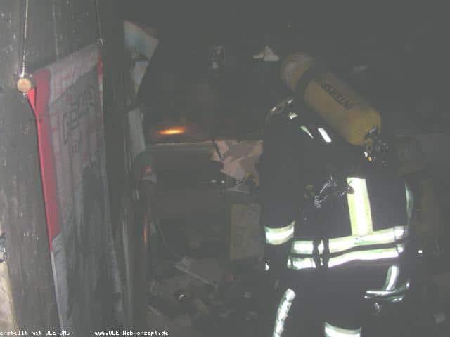 Zimmerbrand