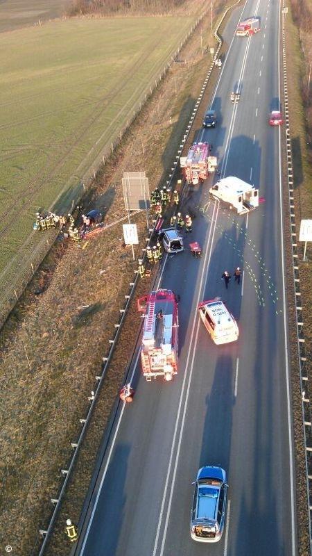 Verkehrsunfall B54