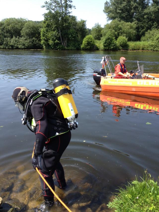 30 jähriger Feuerwehrmann nach Bootsunfall tot geborgen