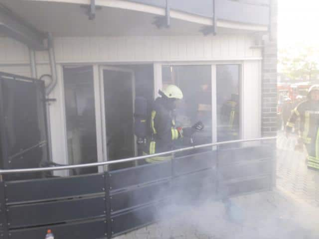 Wohnungsbrand Zollstraße 11
