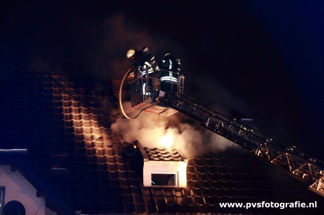 Wohnungsbrand vermutlich durch Mikrowelle