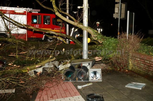 Sturmeinsätze für die Feuerwehr