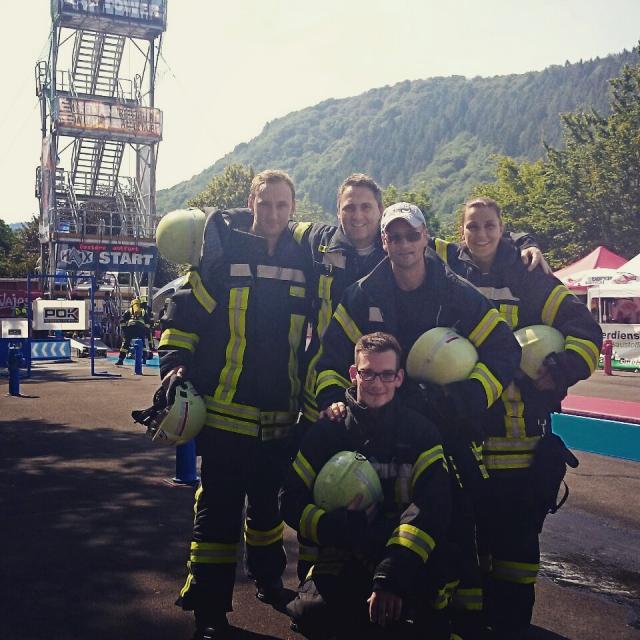 Gerwens Gronau feuerwehr gronau bei firefighter combat challenge feuerwehr gronau