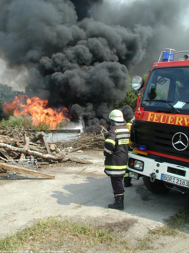 Reifenbrand