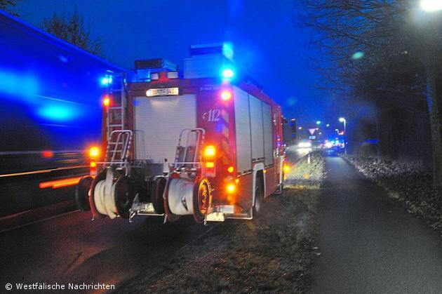 Diesel ausgelaufen – Einsatz für die Feuerwehr