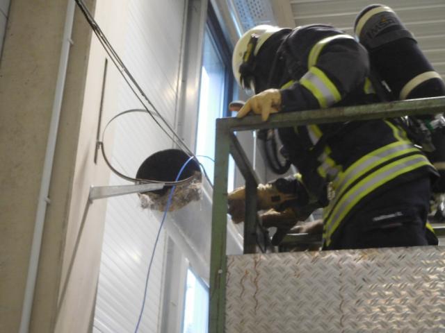 Brandmeldeanlagen beschäftigen die Feuerwehr Gronau