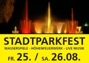 Stadtparkfest @ Stadtpark Gronau