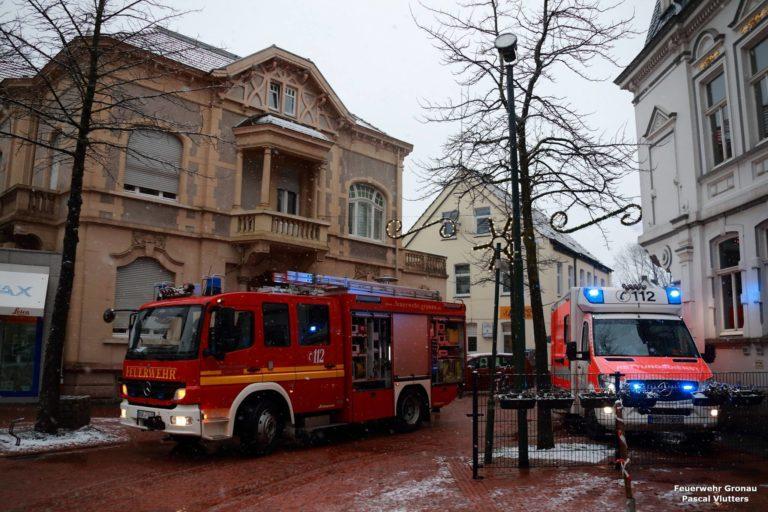 Wohnungsbrand entpuppte sich als angebrannter Toast