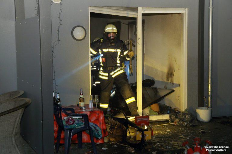 Arbeitsreicher Jahreswechsel für Feuerwehr und Rettungsdienst