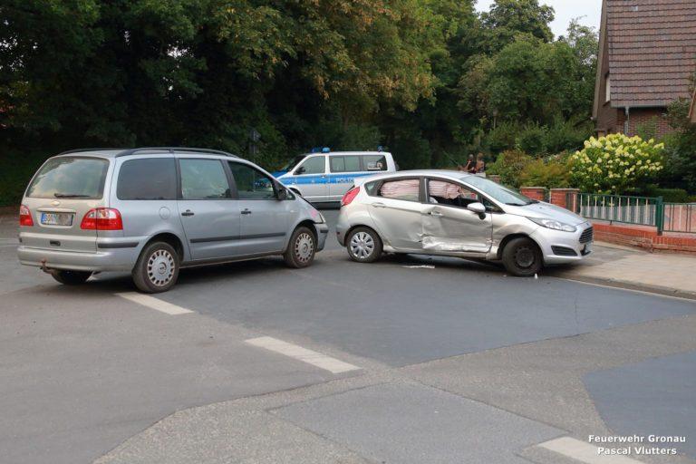 Sechs Verletzte bei Unfall auf der Kurfürstenstraße