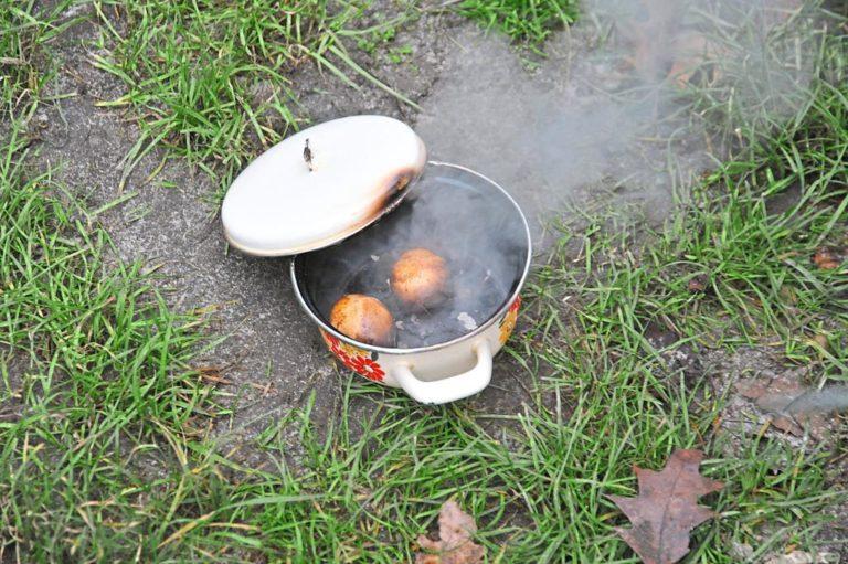 Wenn die gekochten Eier zu hart sind
