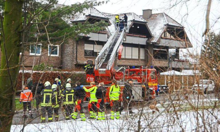 Feuerwehr unterstützte die Zollfahndung im Rahmen der Amtshilfe